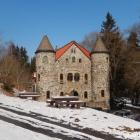 Foto zu Jagdschloss Holzberghof: Holzberghof 27.02.2016