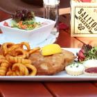 Foto zu Gaststätte ZUM REITERHOF: Satteltasche