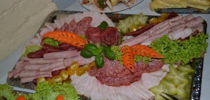 Fotoalbum: buffet