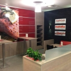 Foto zu REWE Markt Messerschmidt: Unser Metzgerbistro bietet ihnen 20 Sitz- und Stehplätze