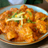 Chicken Curry (Mittagskarte)