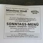 Foto zu Münchner Kindl | Vereinsgaststätte Fischerstuben: