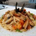 Foto zu Restaurant Neo: Tagliatelle mit Muscheln