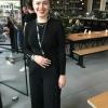 Die charmante Restaurantleiterin Alexandra