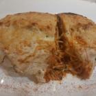 Foto zu By Jemys Döner & Pizza Haus: Nudelrolle mit Spaghetti oder Rigatoni. Wahlweise mit Tomatensoße,  Schinken-Sahnesoße oder Rinderhackfleischsoße (ca. 28 cm lang/ca. 900 g schwer)