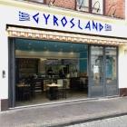Foto zu Gyrosland: Außenansicht.