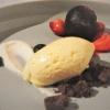 Weiße Schokolade - Erdbeere – Basilikum
