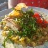 Mal ein ordentliches Restaurant-Risotto