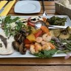 Foto zu Relax Café - Lounge - Restaurant: 9.8.20 Antipasti-Teller