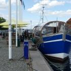 Foto zu Fischtempel am Hafen: