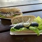 Foto zu Atze´s Angelladen Fisch-Imbiss und Räucherei: Matjes- und Bismarckhering