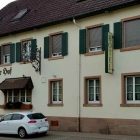 Foto zu Hanauer Hof · Unikum: rechts der Eingang zum Unikum