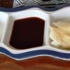 Wasabi, Sojasauce, Ingwer