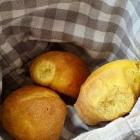 Foto zu Humboldt 1a: Hausgebackene Currybrötchen