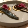 Taco 40° - Warm gebeizte Makrele – Salz-Zitrone – Tomatensalsa