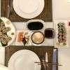Der gefüllte Tisch