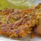 Foto zu TAM's Bistro + Kiosk + DHL Paketshop: Gemüse-Kartoffel - Rösti