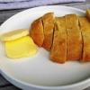 Frisches Brot und Butter