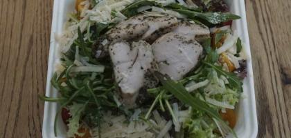 Bild von Osteria Parma | Authentic Parmesan cuisine