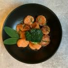 Foto zu SMAC's | Restaurant & Café: Hausgemachte Gnocchi von der Süßkartoffel in Salbeibutter