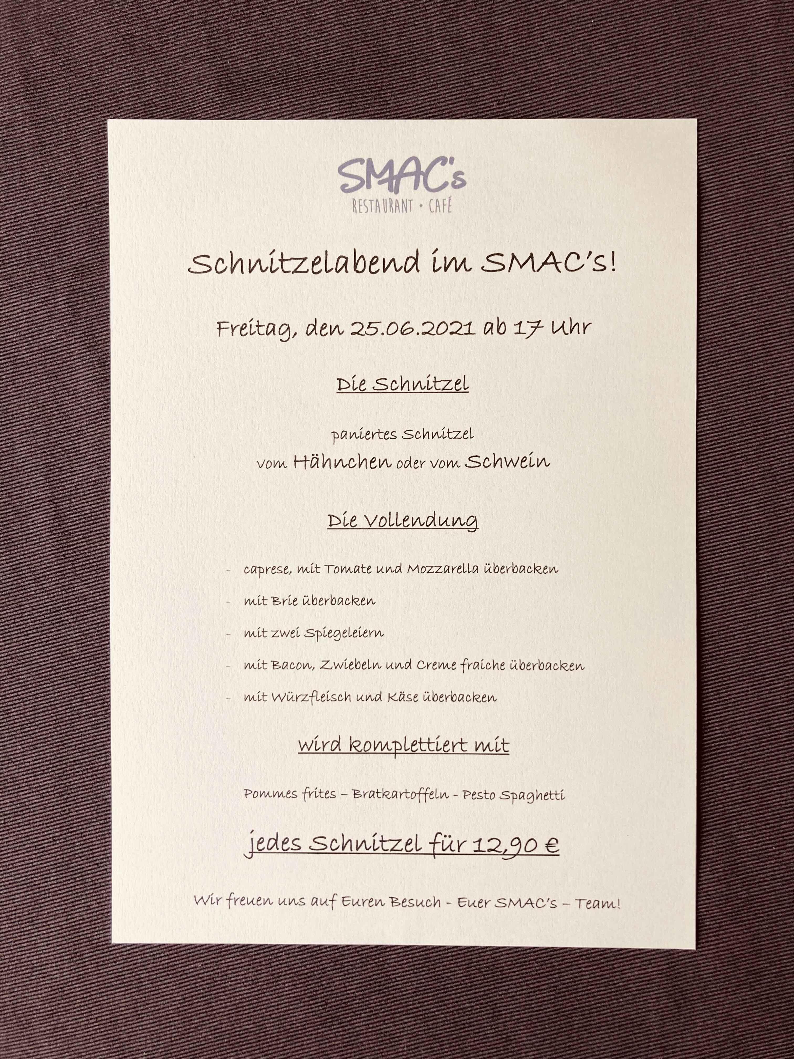 Bild zur Nachricht von SMAC's | Restaurant & Café