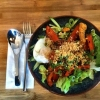 Vietnamesische Speisen im An o ban