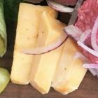 Foto zu Wirtshaus Herzogenhof: Käseportion heute