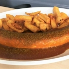 Foto zu Wirtshaus Herzogenhof: Curry-Wurst