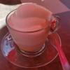 Eisgekühlter Cappuccino