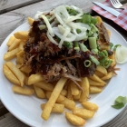 Foto zu Anytime Schweinswirt Diner: 19.7.21 loaded Pommes