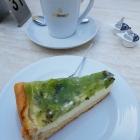 Foto zu Restaurant - Cafe Schloss Seehof: 27.06.21. Obstkuchen