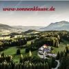 Neu bei GastroGuide: Berghotel Sonnenklause