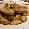 Pannfisch mit Bratkartoffeln