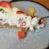 Erdbeer-Rucola-Mascarpone-Torte