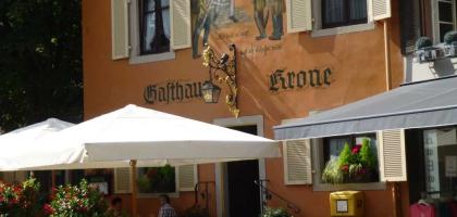 Bild von Die Krone · Gourmetrestaurant