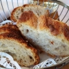 ofenwarmes Brot