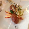 Schokoladenmousse mit Früchten