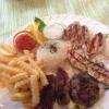Balkan-Grillteller