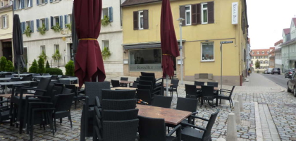 fotos trattoria rosa blu restaurant in 71634 ludwigsburg. Black Bedroom Furniture Sets. Home Design Ideas