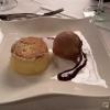 5.Cheesecake mit Schokoladeneis