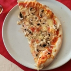 Foto zu Pizzeria San Marco: 1/2 Pizza Funghi