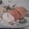 Lachsfilet mit Ofenkartoffel