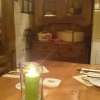 Unser Tisch in der