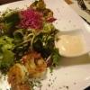 Riesengarnelen mit Salalt