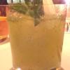 Basilikum-Limo