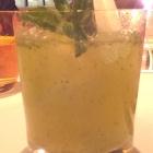 Foto zu Gourmetrestaurant Zur Post: Basilikum-Limo