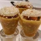 Foto zu Gourmetrestaurant Zur Post: Gruß: Lachstatar