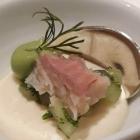 Foto zu Gourmetrestaurant Zur Post: Gruß: Forelle