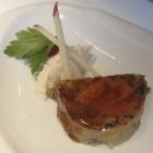 Foto zu Gourmetrestaurant Zur Post: Gruß  Wachtelterrine