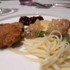 Foto zu Gourmetrestaurant Zur Post: Spargel und Bries